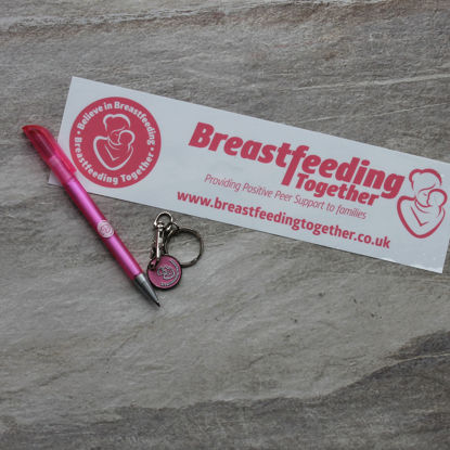 Picture of Breastfeeding Together Pack