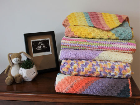 Picture for category Handmade Baby Blankets
