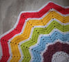 Picture of SOLD OUT- Rainbow Star Blankets