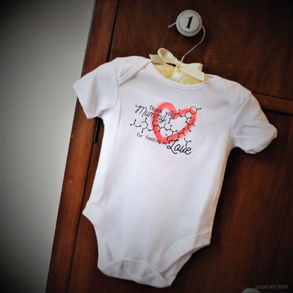 Picture of Baby Vest-  Oxytocin