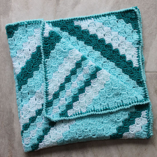 Picture of Handmade Baby Blanket