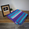 Picture of Handmade Purple Baby Blankets