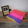 Picture of Handmade Patterned Baby Blankets