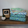 Picture of Handmade Blue Baby Blankets