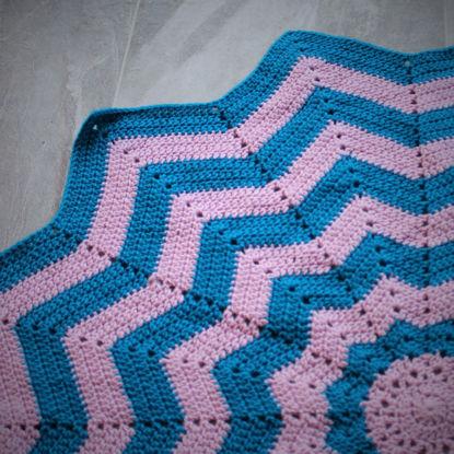 Picture of Handmade Star Blanket