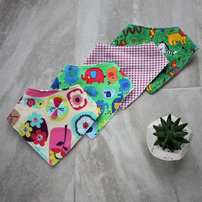 Picture of 3-6 Months Dribble Bibs