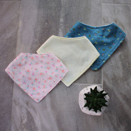 Picture of 6-12 Months Dribble Bibs