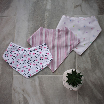 Picture of 12 Months+  Dribble Bibs
