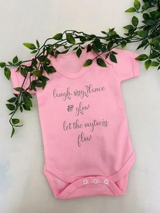 Picture of 'Oxytocin' Baby Vest/T-Shirt
