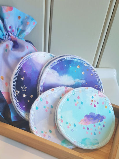 Picture of Night & Day Reusable Breastpad Bundle