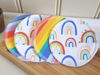 Picture of Rainbow Mixed Reusable Breastpad Bundle