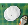 Picture of Boob Print Reusable Breastpads