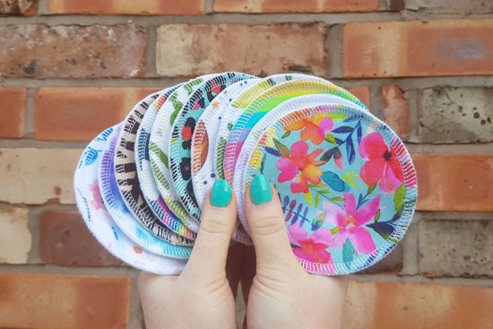 Picture of Mystery Bundle Reusable Breastpads