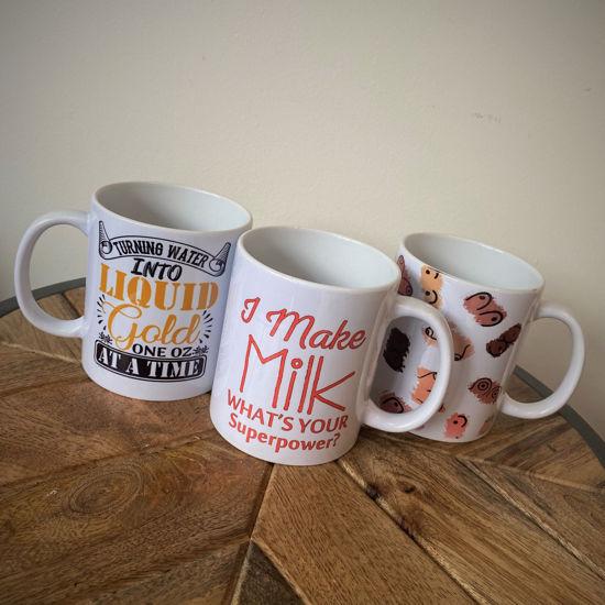 Picture of Breastfeeding Celebration Mugs